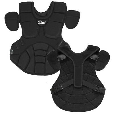 (Black) - TAG Pro Series Womens / Teen Body Protector (TBP 702)