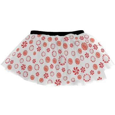 Gone For a Run Runner's Printed Tutu Peppermint Candy. Shipping Included