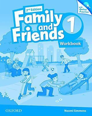 0194808629 / Family And Friends. Workbook-Online Practice. Con Espansione Online