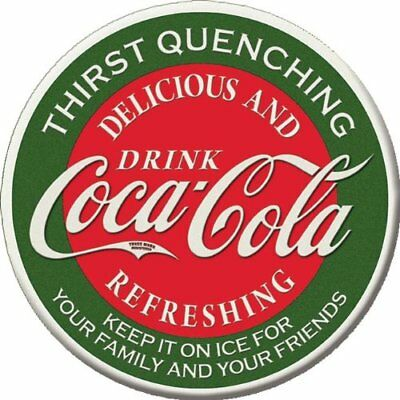 Magnet COKE Thirst Quenching