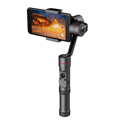 3Axis Stabilizer Handheld Gimbal Camera Holder for iphone-Zhiyun Smooth III