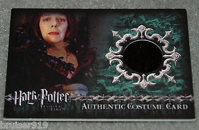 Harry Potter GOBLET of FIRE Costume Card 437/825 MADAME MAXIME C4 Artbox