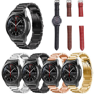 Watch Strap Bracelet Wrist Band Accessories For Samsung Gear S3 Classic/Frontier