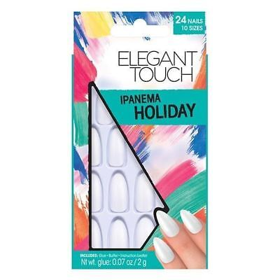 Elegant Touch Holiday Collection False Nails - Ipanema (24 Nails)