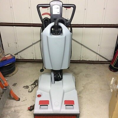 Lindhaus LW46 Hybrid Industrial Commercial Floor Cleaner, Faulty