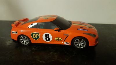Scalextric CUSTOM Nissan GT-R in very good condition.