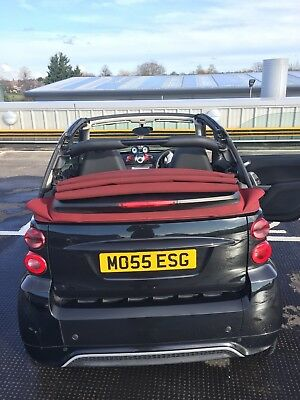Smart Car Fortwo Passion MHD 2012 Limited Edition