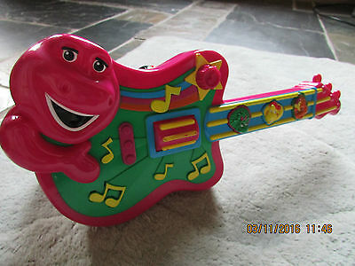 Barny Toy Guitar.
