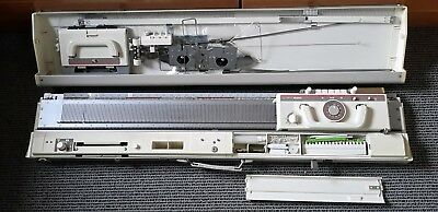 Spares or repairs BROTHER KH-890 KNITTING MACHINE with some accessories