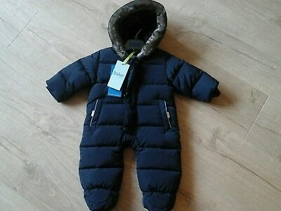 Ted Baker 0-3 months baby boy/girl snowsuit winter