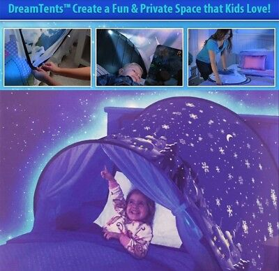 New Kids Baby Dream Tents Winter Wonderland Foldable Camping Outdoor Bed Tents