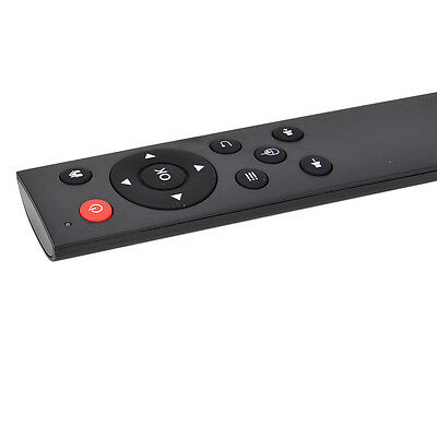 Black 2.4G Wireless Remote Control Keyboard Air Mouse For Android TV Box`