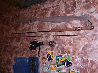 Wand Ledger Quiver Fishing Rod, Reel & Accessories