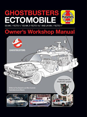 Haynes Ghostbusters Owners' Workshop Manual H6184