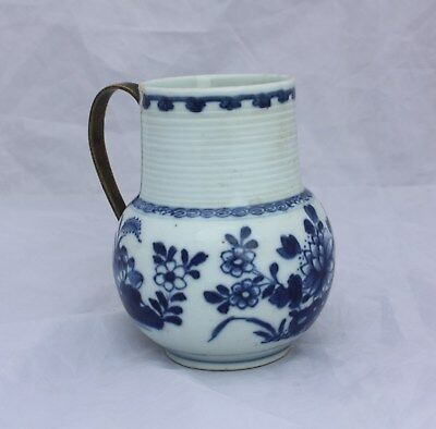 Early 18th Century Chinese Blue and White Tankard Kangxi