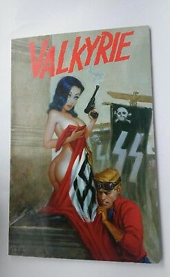 VALKYRIE GOLDEN AGE COLLECTION collection rare Chiodo comic graphic novel