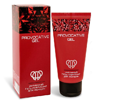 Provocative Gel Tantra Line Intimate Lubricant Gel For Women