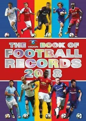 The Vision Book of Football Records 2018