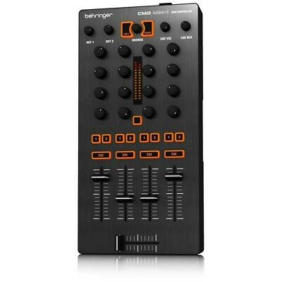 Behringer CMD MM-1 DJ Controller. Shipping is Free