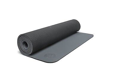 (3mm, Thunder) - Manduka LiveOn Plusfoam Yoga Mat, 0.8kg. Shipping is Free