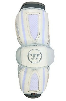 Warrior Evo Pro Arm Guard, Large, White. Shipping is Free