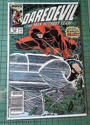 Daredevil #250 Marvel Comics Copper Age  CB410