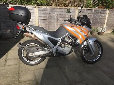 BMW f650 Funduro 650 single, cheap reliable bike/hack, some service history