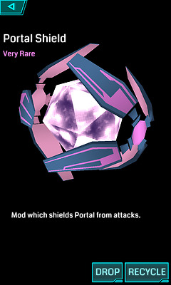 Ingress Very Rare Portal Shield x100 pack guide