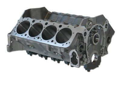 "Dart 31161111 Shp 9.025"" / 4.000"" / 350 Iron Small Engine Block For Chevy"