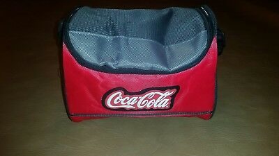 coke soft side lunch box /cooler
