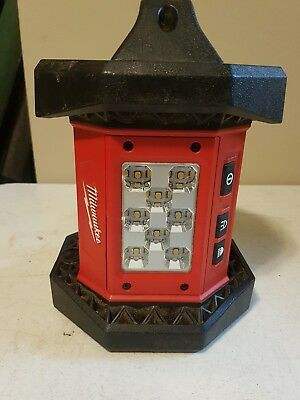 Milwaukee 2361-20 M18 Cordless Flood Light LED bare tool worklight used