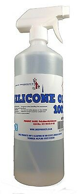 Lincsproducts® 100% Silicone Oil For Treadmill Lubricant For Belts/rollers