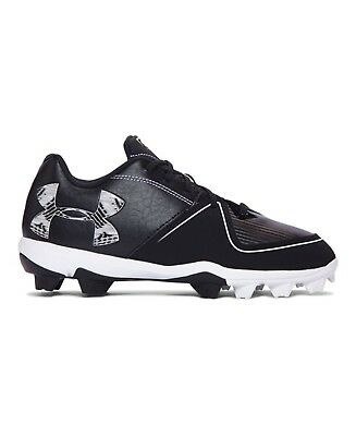 (7.5 Medium US, Black/Black) - Under Armour Women's Glyde RM Softball Cleats