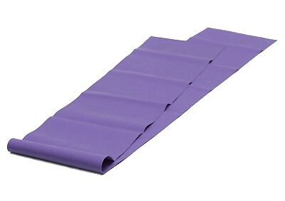 Pilatesstar 105523 Pilates Stretch Band Medium Purple. Yogistar. Free Shipping