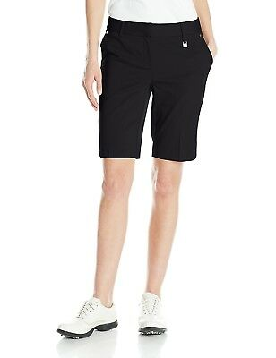 (4, Black) - Cutter & Buck Women's CB Drytec Coast Short. Delivery is Free