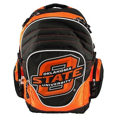 (Oklahoma State Cowboys) - NCAA Premium Backpack. Littlearth. Delivery is Free