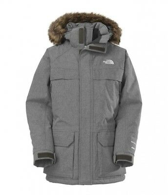 (2XS (5 Little Kids), Charcoal Grey Heather) - The North Face Little Boys'