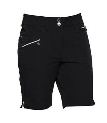 Daily Sports Womens Shorts - Miracle (Shorter Version) Black - Size 10