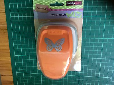 hobby craft butterfly punch