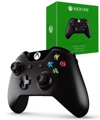 Xbox One Wireless Controller 👍Black👍  Brand New & Sealed (UK SELLER FAST POST)