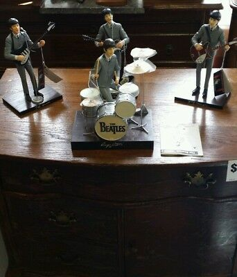 Beatles Hamilton Dolls Made By Apple Corps 100% Complete Set