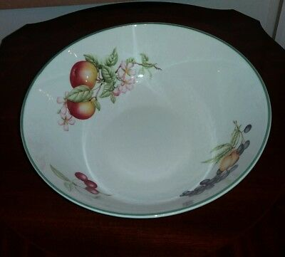 St Michael  Marks And Spencers  Ashberry Fruit Bowl Perfect Condition
