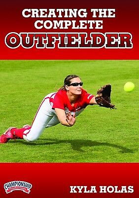 Kyla Holas: Creating the Complete Outfielder (DVD). Shipping Included