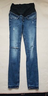 mama skinny jeans size 36 by h&m