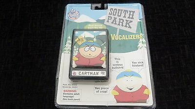 Rare Vintage South Park Cartman Vocalizer  1998 - Adult Language ** BRAND NEW **