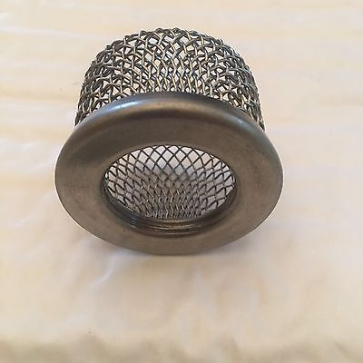 "Graco 189920 1"" inlet strainer New"