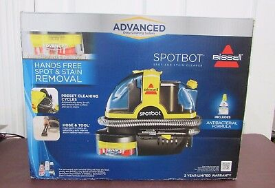 Bissell SpotBot Spot And Stain Cleaner With Antibacterial Formula (Model #1711)