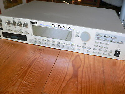 Korg Triton Rack Synth