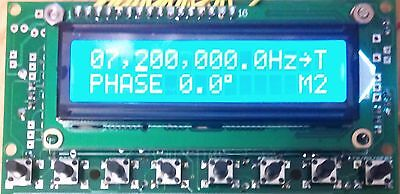 PIC16f Controller for the AD9851 DDS Signal Generator Module,(set all functions)