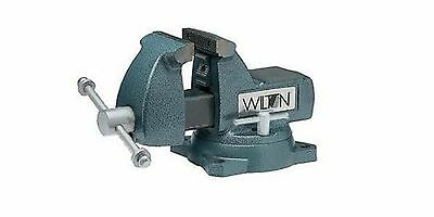 Wilton 21300 744 4-Inch Jaw Width by 4-1/2-Inch Opening Mechanics Vise